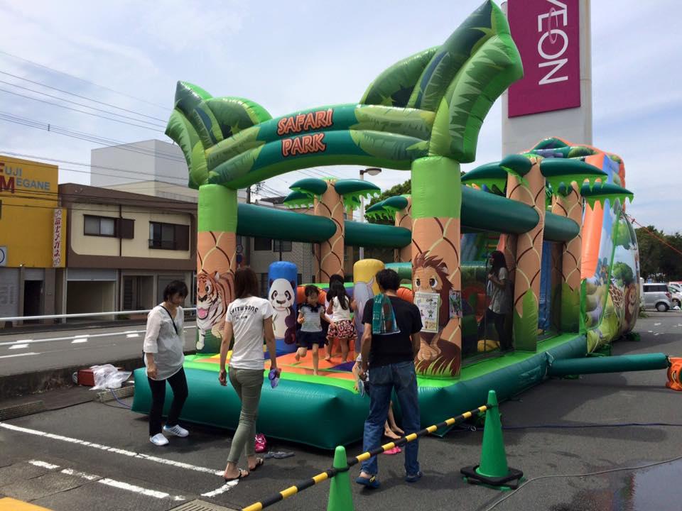 イオン延岡店様 SC夏祭り ~夏だ!!祭りだ!!縁日だ!!〜