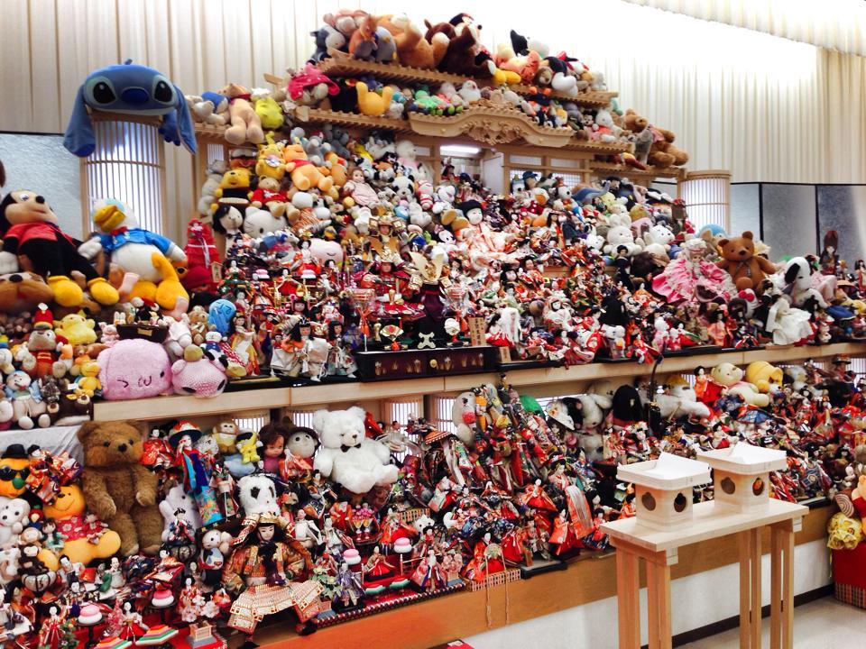 第8回プリエール延岡チャリティー人形供養祭