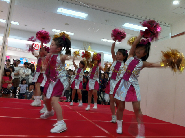 イオン延岡店様 Kids Dance A GoGo Vol.5