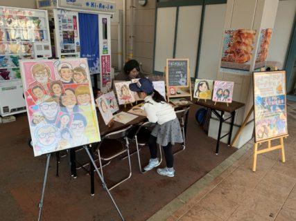 イオン日向店様 11月度第2ウィークエンドワークショップ