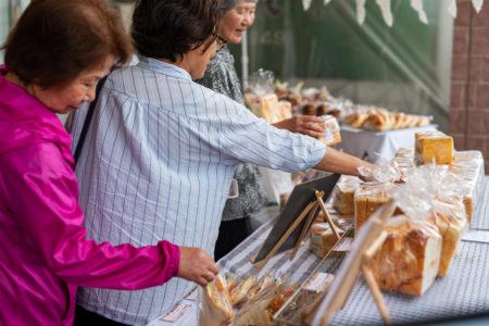サンレー延岡北紫雲閣様 パン祭り